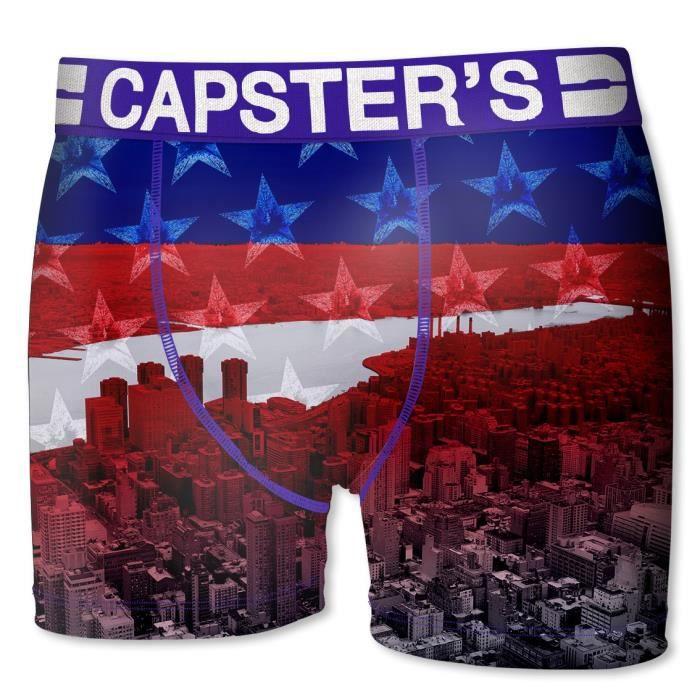 CAPSTER Boxer garçon Boyz New York