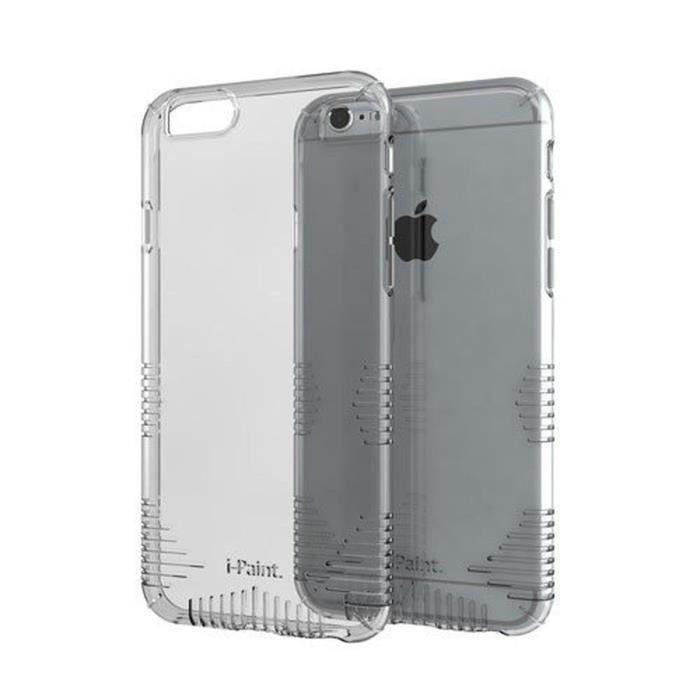 I-PAINT Coque iPhone 6P/6SP - Transparent
