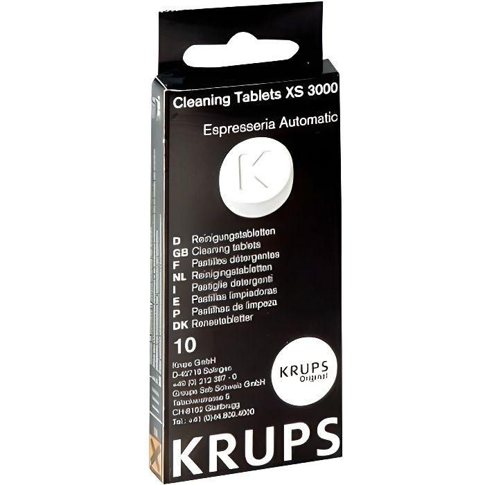 KRUPS Tablette de nettoyage pour Espresseria - ...