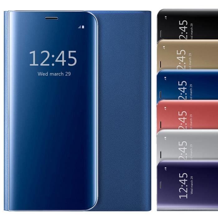 coque rabat transparent iphone 6