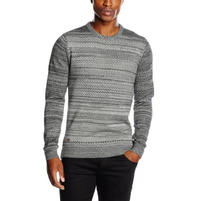 Oxbow H2pamero Pull Manches Longues Homme I64Q8 Noir Achat