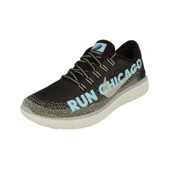 Nike Free RN Distance Le Hommes Running Trainers 849662 Sneakers Chaussures 4