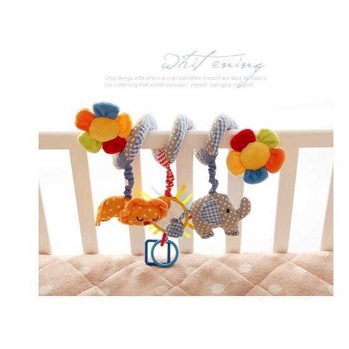 new infant jouets pour b b lit tourne autour de la poussette de lit belle jeu jouet voiture. Black Bedroom Furniture Sets. Home Design Ideas