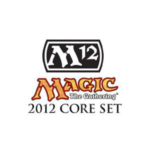 CARTE A COLLECTIONNER Magic the Gathering 2012 Core Set Fat Pack ANGLAIS