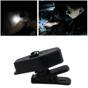 LAMPE DE POCHE yumyumis® Mini lampe de poche LED lunettes lampe p