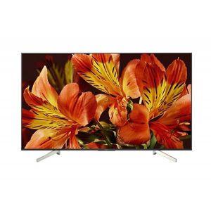 """Téléviseur LED TV intelligente Sony KD75XF8596 75"""" Ultra HD 4"""
