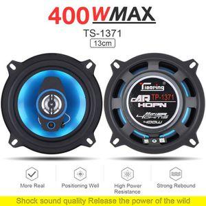 HAUT PARLEUR VOITURE 2pcs 5 pouces 400W  Auto audio coaxial audio musiq