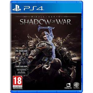 JEU PS4 La Terre du Milieu : L'Ombre de la Guerre jeu PS4