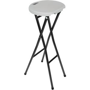 tabouret de bar pliant achat vente pas cher. Black Bedroom Furniture Sets. Home Design Ideas