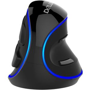 SOURIS Delux M618 Plus Bleu Mouse Professionnel Ergonomie