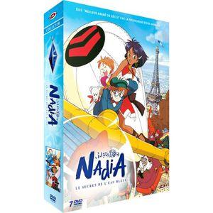 DVD MANGA Nadia, le secret de l'eau bleue - Intégrale - Edit