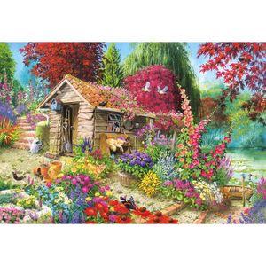 PUZZLE Puzzle 500 pièces A Dog's Life