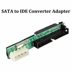 CÂBLE E-SATA NEUFU 7+15Pin Female SATA SSD HDD Vers IDE 3.5'' 4