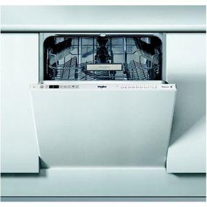 LAVE-VAISSELLE Whirlpool - lave-vaisselle 60cm 14c 42db a++ tout