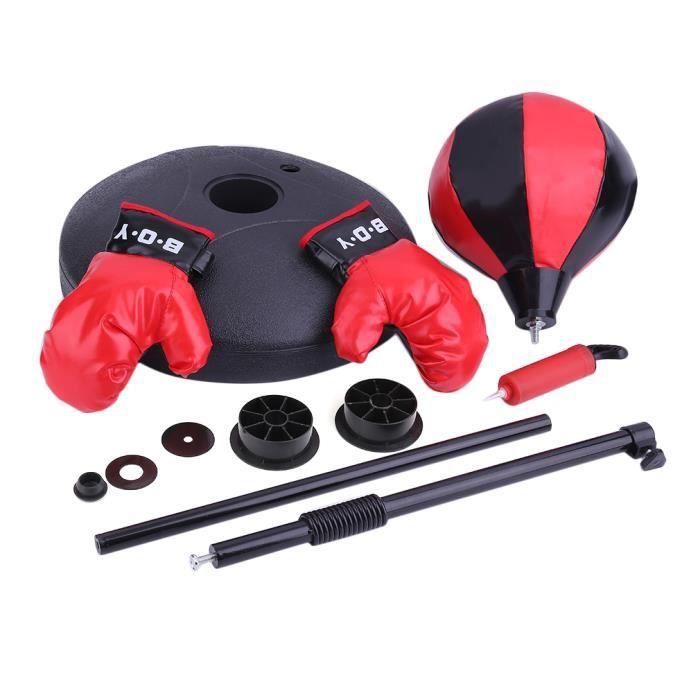 SAC DE FRAPPE Kit de jouet de balle de boxe pour enfant