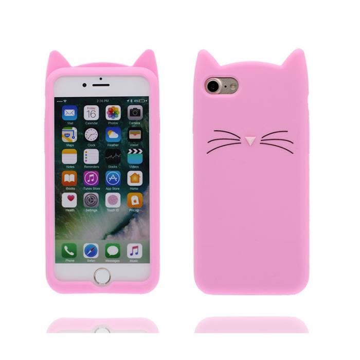 coque iphone 6 3d chat