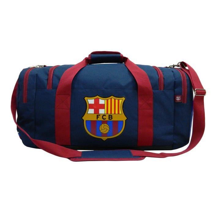 Sac de Sport FC Barcelone Médium Bleu