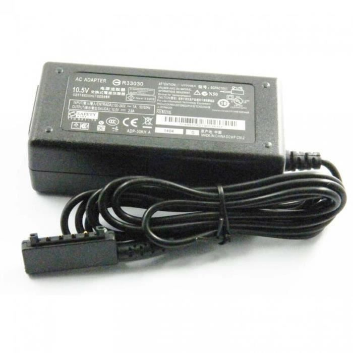 ... CHARGEUR ADAPTATEUR Pour Sony Tablet S S rie Power Adapter Chargeur 10