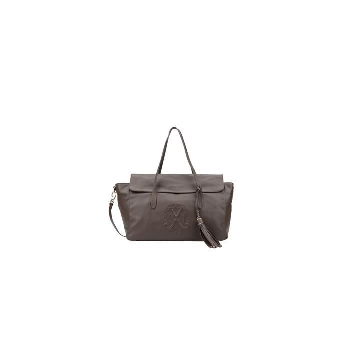 Sac Christian Lacroix Relief 17 Taupe