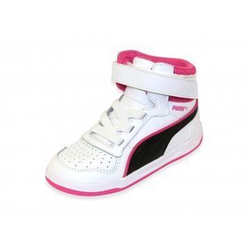 ELSU SL F V K BLC - Chaussures Fille Puma Qkn1MUf