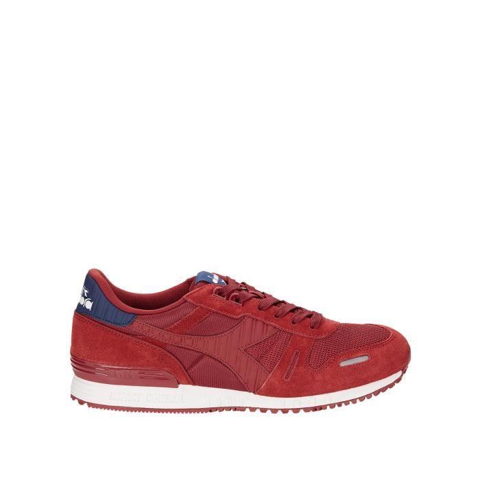 Diadora 501158623 Sneakers Homme Bleu Bleu - Chaussures Baskets basses Homme