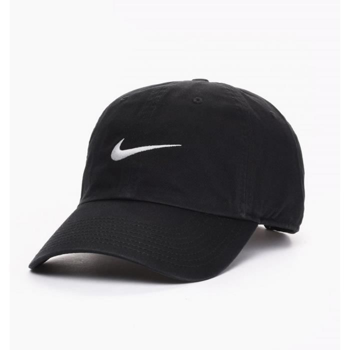 casquette nike noir homme