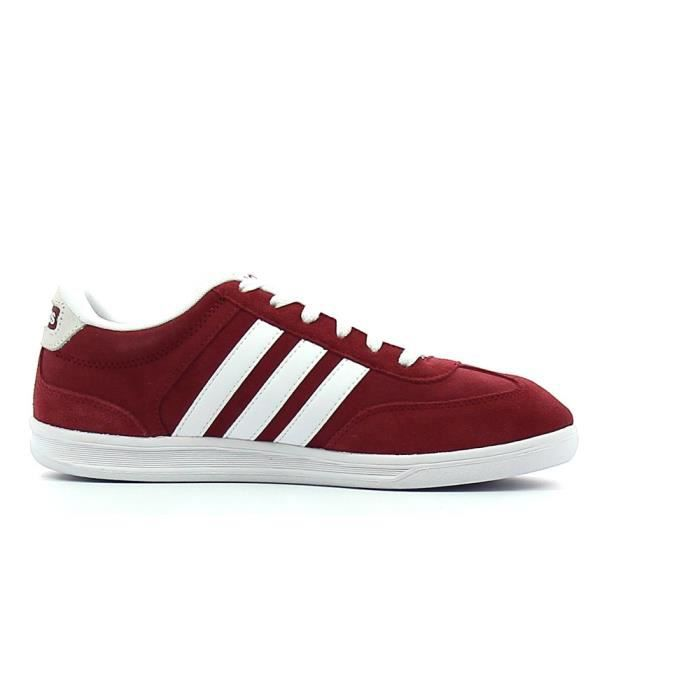 Adidas ville Court Cross Baskets de qgP1vE