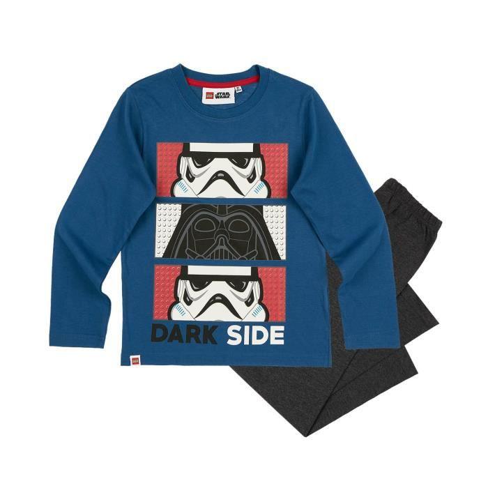 STAR WARS Pyjama 161996 B - Enfant Garçon - Bleu