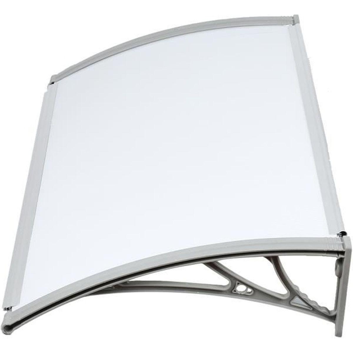60x100cm auvent de porte diy d 39 entr e fen tre store marquise solaire abri banne entr e achat. Black Bedroom Furniture Sets. Home Design Ideas