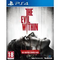 JEU PS4 The Evil Within Jeu PS4