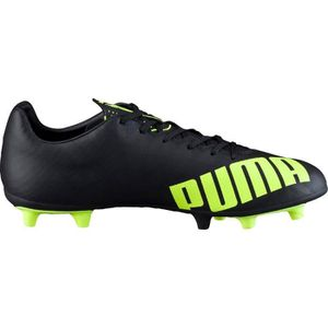 CHAUSSURES DE FOOTBALL PUMA Chaussures Football terrain sec pour homme EV