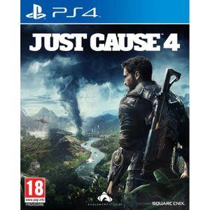 JEU PS4 Just Cause 4 Jeu PS4