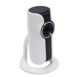 CHACON Caméra de surveillance IP Wi-Fi intérieure HD 720P sans fil