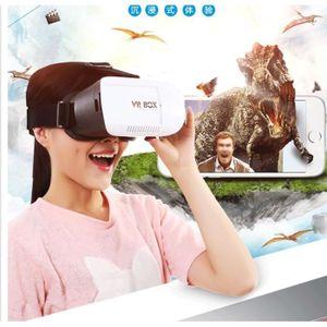 CASQUE RÉALITÉ VIRTUELLE Casque Réalité Virtuelle 3D VR Iphone