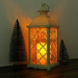 LAMPE A POSER LAMPE A POSER Lanterne Vintage brossée fée Lumière