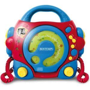 RADIO CD ENFANT BONTEMPI Lecteur CD
