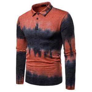 31cd8a3ef39c8 CHEMISE - CHEMISETTE Printemps Hommes Casual Slim Fit Shirts Chemise à