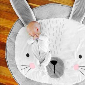 TAPIS ÉVEIL - AIRE BÉBÉ Tapis de jeu activités bébé couverture Tapis à lan