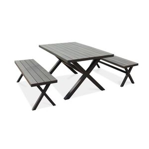 Table et bancs de jardin - Achat / Vente pas cher
