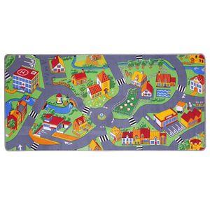 tapis de jeux pour enfants tapis 95 x 200 cm country. Black Bedroom Furniture Sets. Home Design Ideas