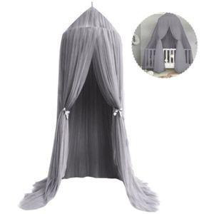 MOUSTIQUAIRE DE LIT Moustiquaire Ciel de Lit canopée de lit de dôme po
