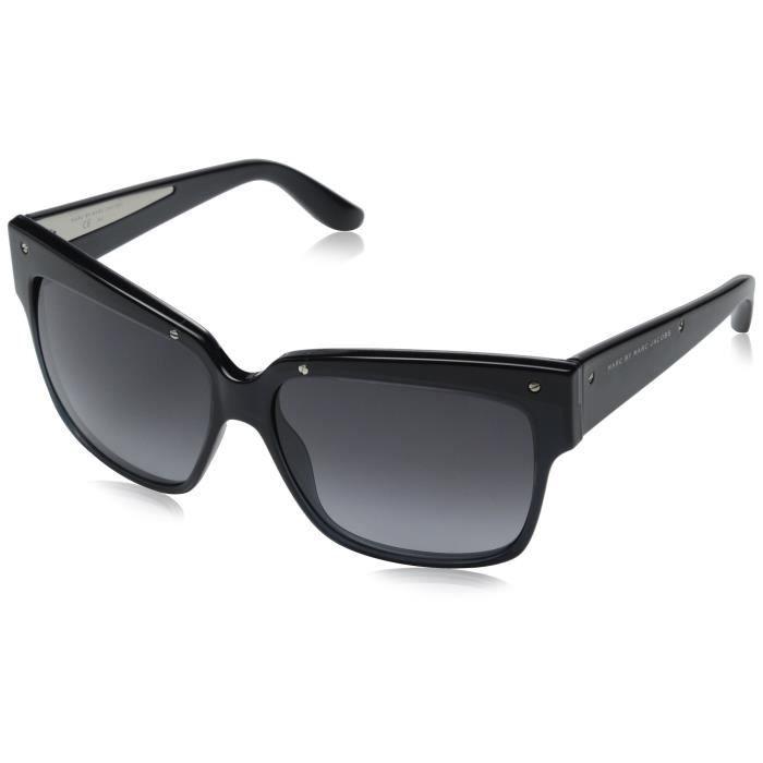 386a9836c057c9 Marc Jacobs marc by unisexe 423 - s lunettes de soleil, gris (gris ...