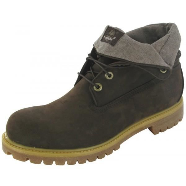 Timberland montantes homme 41526 cuir aYehDk