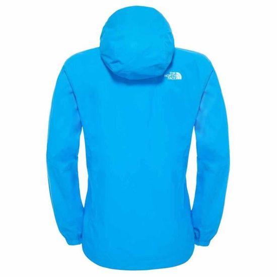 Quest Veste North W Femme Achat The Capuche Bleu Jacket Face ED9I2H