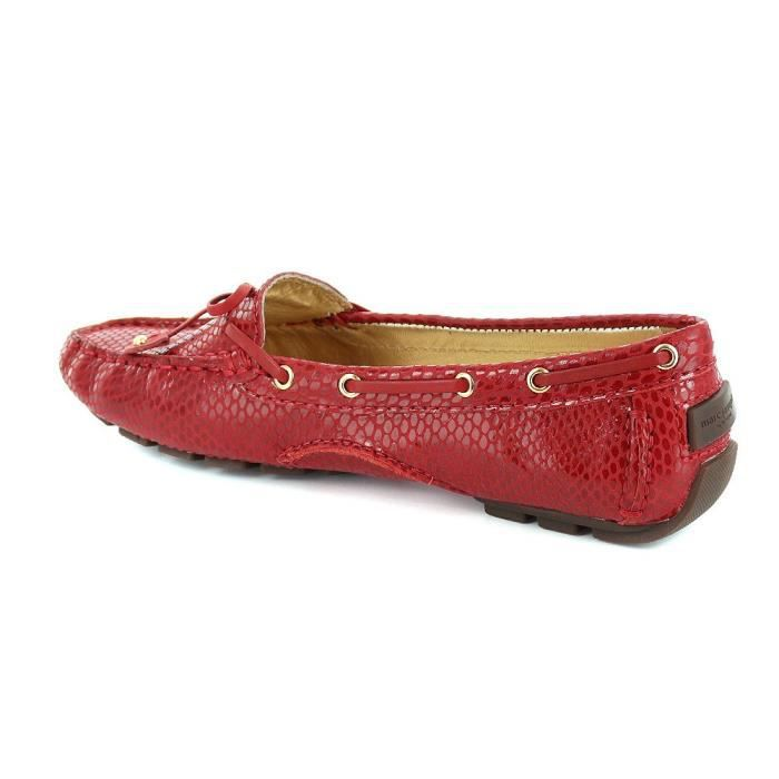 Womens Genuine Leather Made In Brazil Casual Cypress Hill Driver Marc Joseph I298Z Taille-40