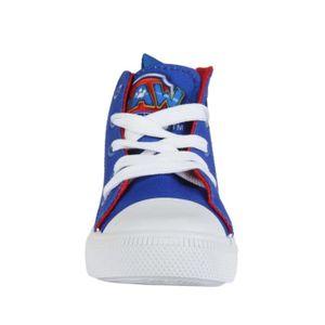 Pat Patrouille - baskets - enfant mixte - bleu Pointure 30 JL9nl3cK5h