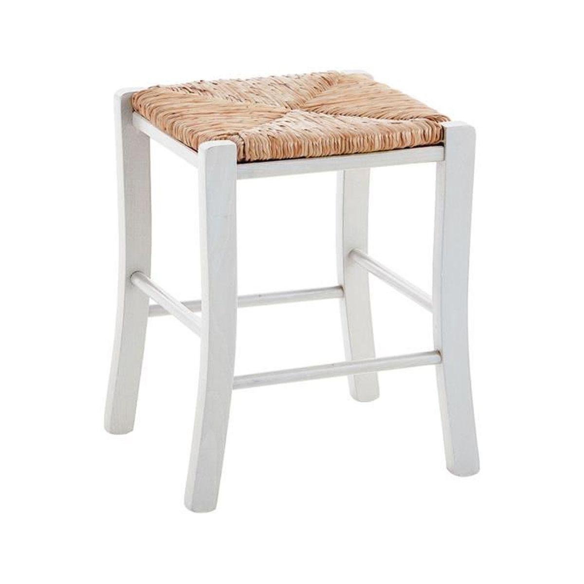 Tabouret Paille Cuisine – Idée d'image de meubles on