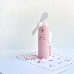 VENTILATEUR USB Mini ventilateur avec la bouteille de pulvéris