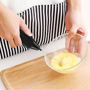MIXEUR ÉLECTRIQUE Machine à mousse électrique mousseur de lait pour