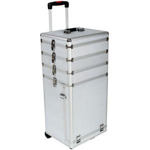 VALISE - BAGAGE Mallette trolley à roulette valise esthétique coif